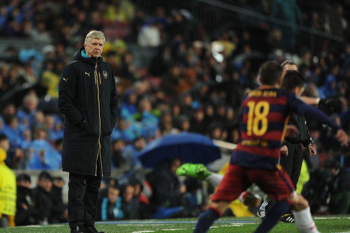 FC Barcelona v Arsenal FC - UEFA Champions League Round of 16: Second Leg