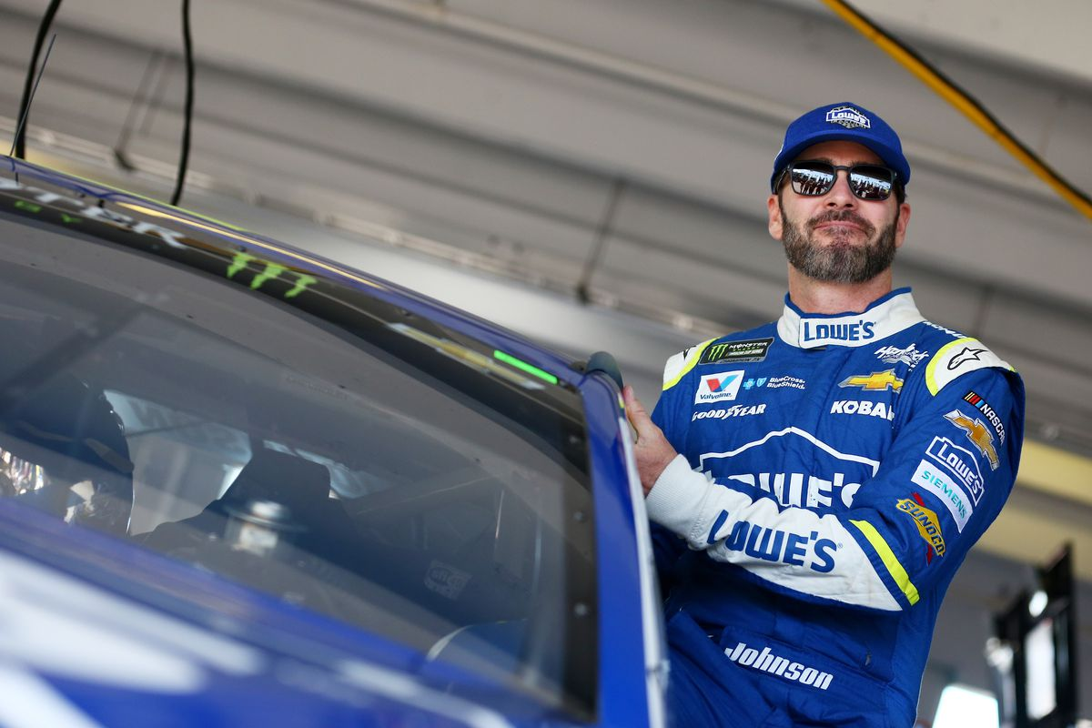 Jimmie Johnson losing Lowe's is another warning for NASCAR