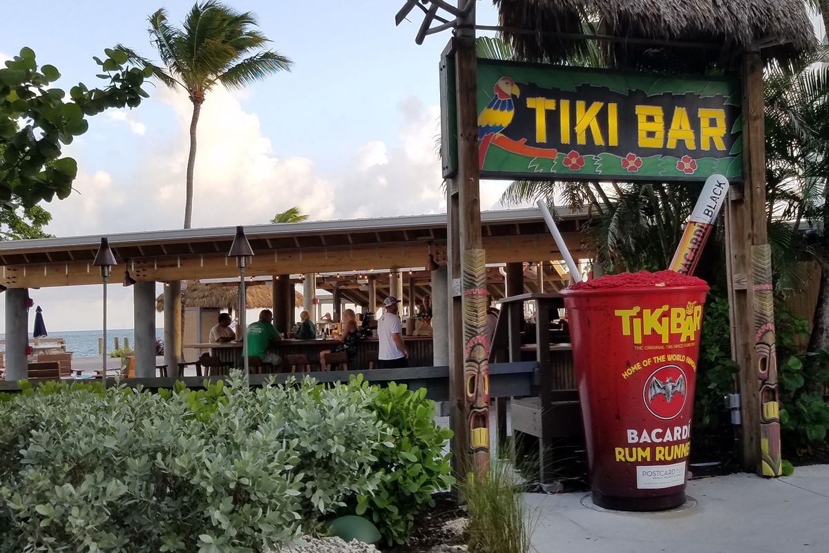 Holiday isles tiki bar reopens after almost a year long revamp
