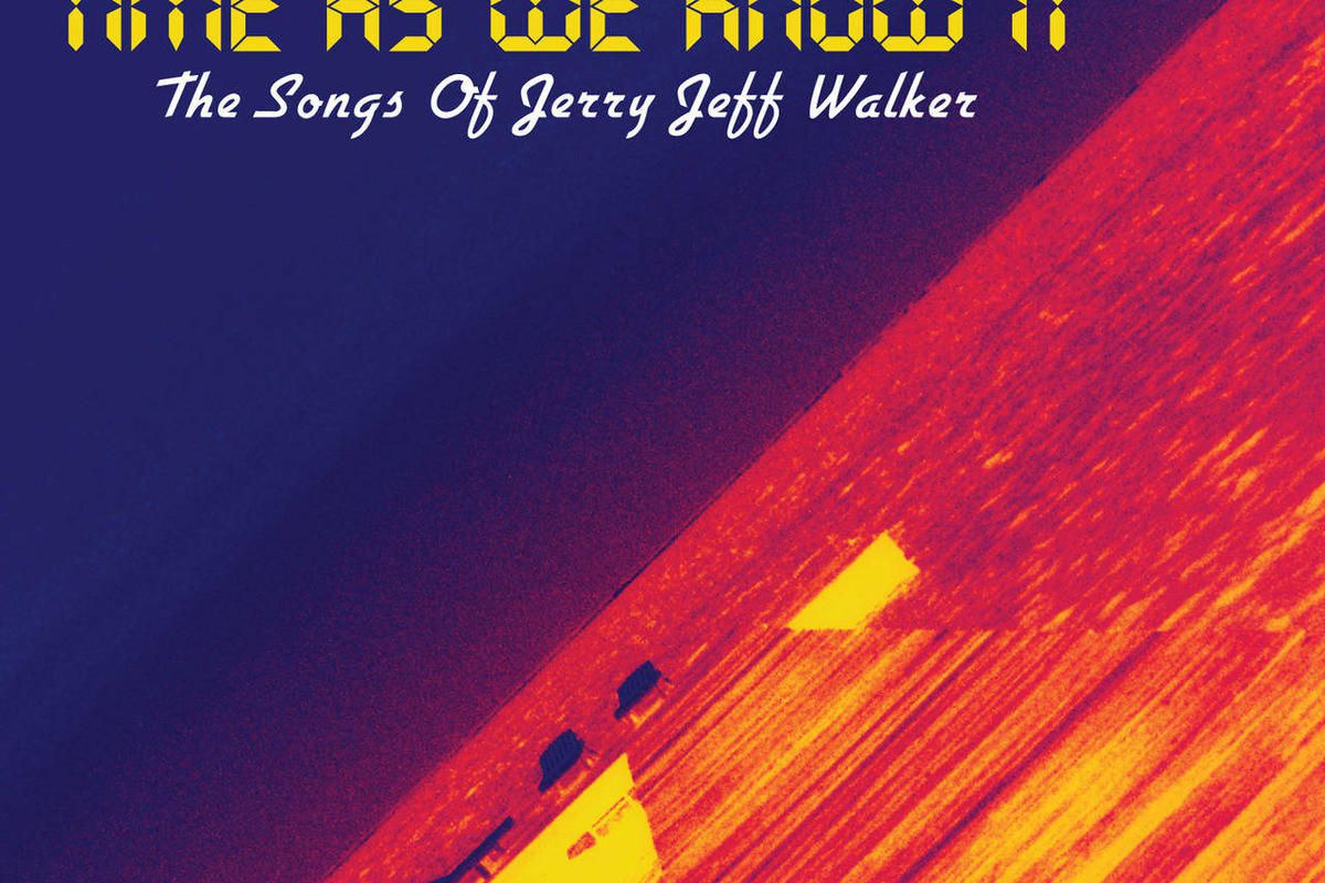 """In this CD cover image released by Aimless Records, the latest release by Todd Snider, """"Time As We Know It"""" is shown."""