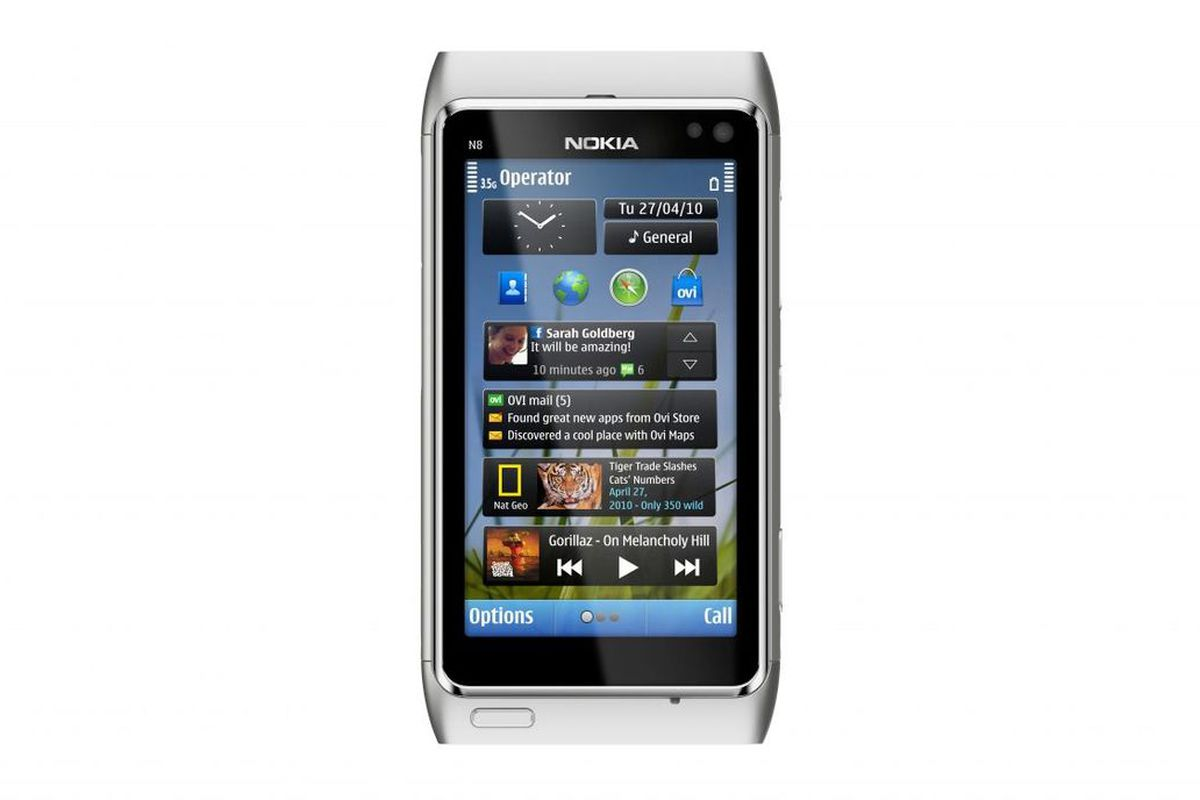 Symbian Anna for Nokia C6-01, E7, N8 hits U S  - The Verge