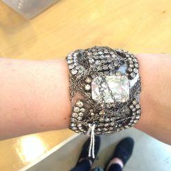 Bracelet, $150