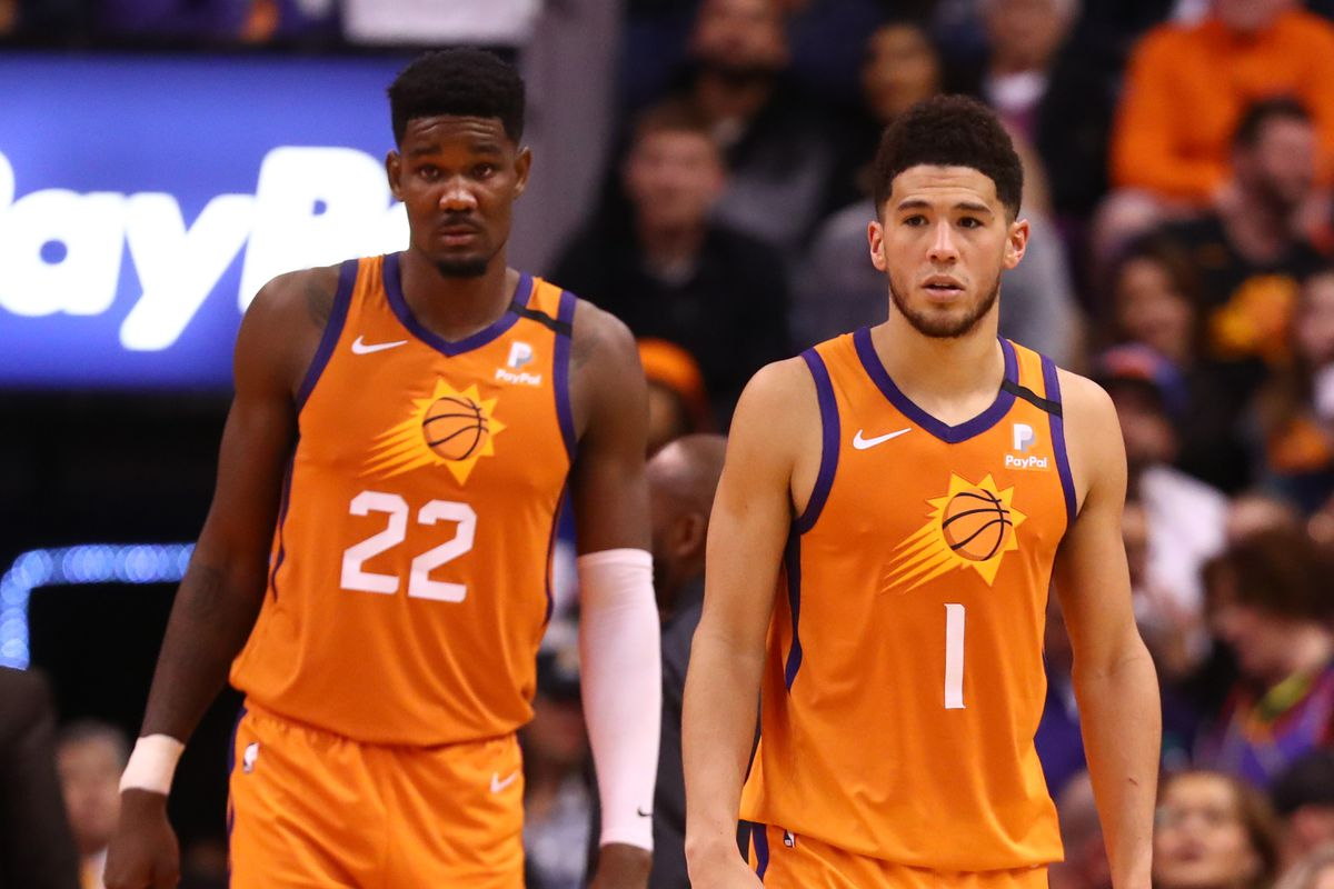 Center of the Sun: Suns have break even week, can't make up for lost ground in playoff race