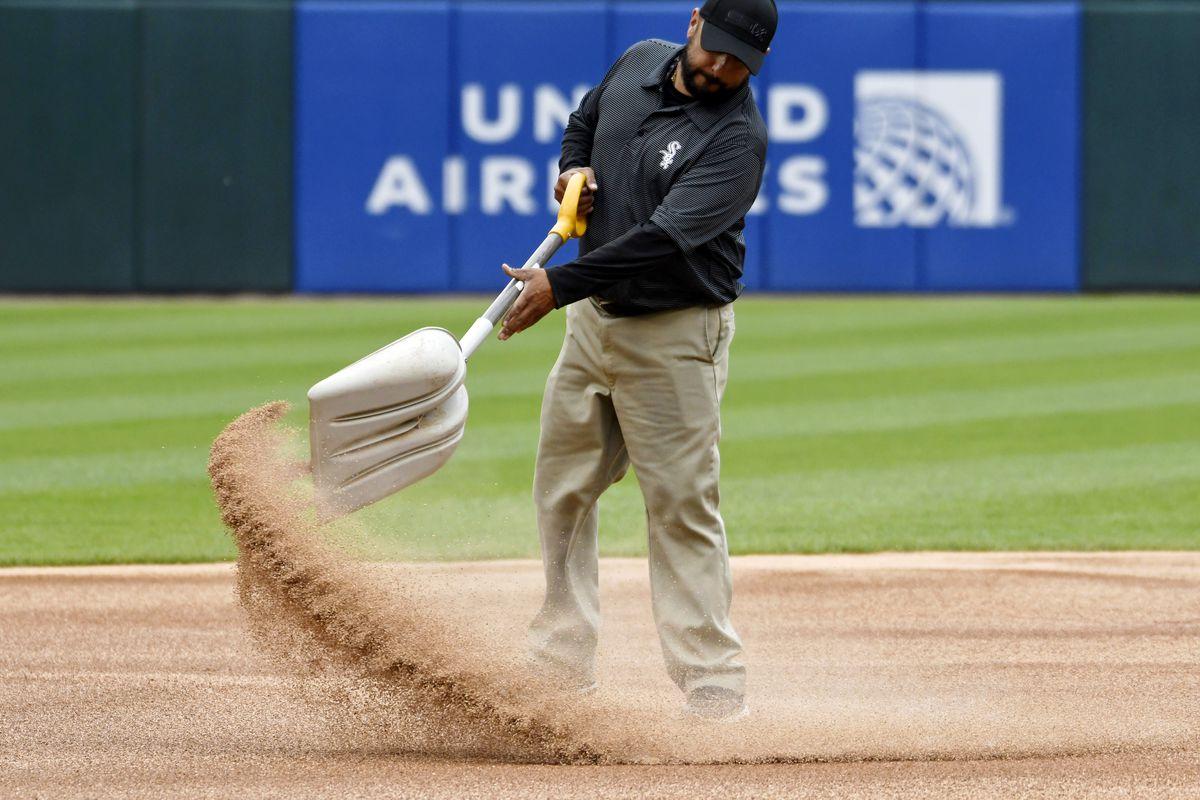 MLB: Kansas City Royals at Chicago White Sox