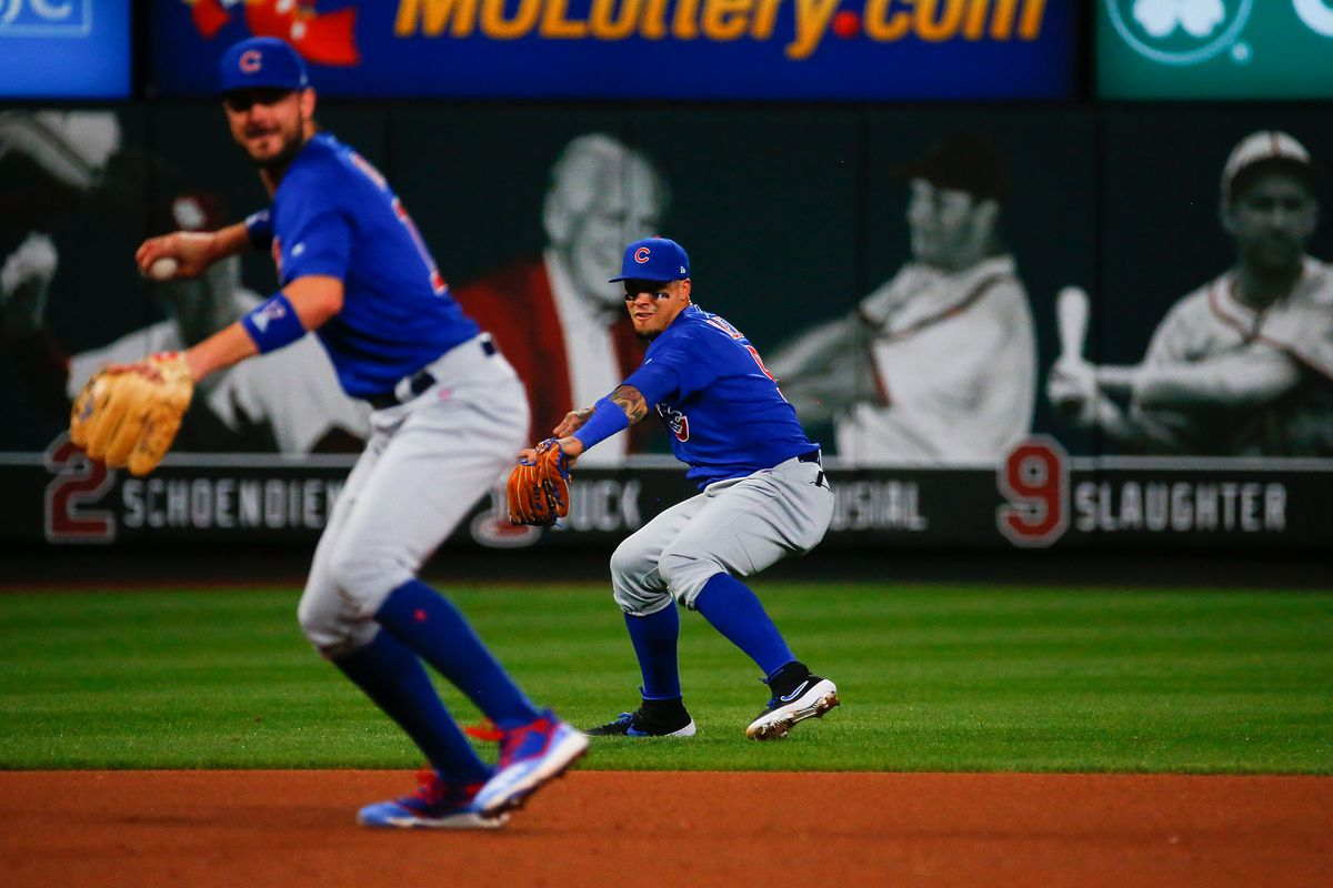 Reckoning ball: Javy Baez, Kris Bryant among Cubs in play as roster shakeup looms for Cubs