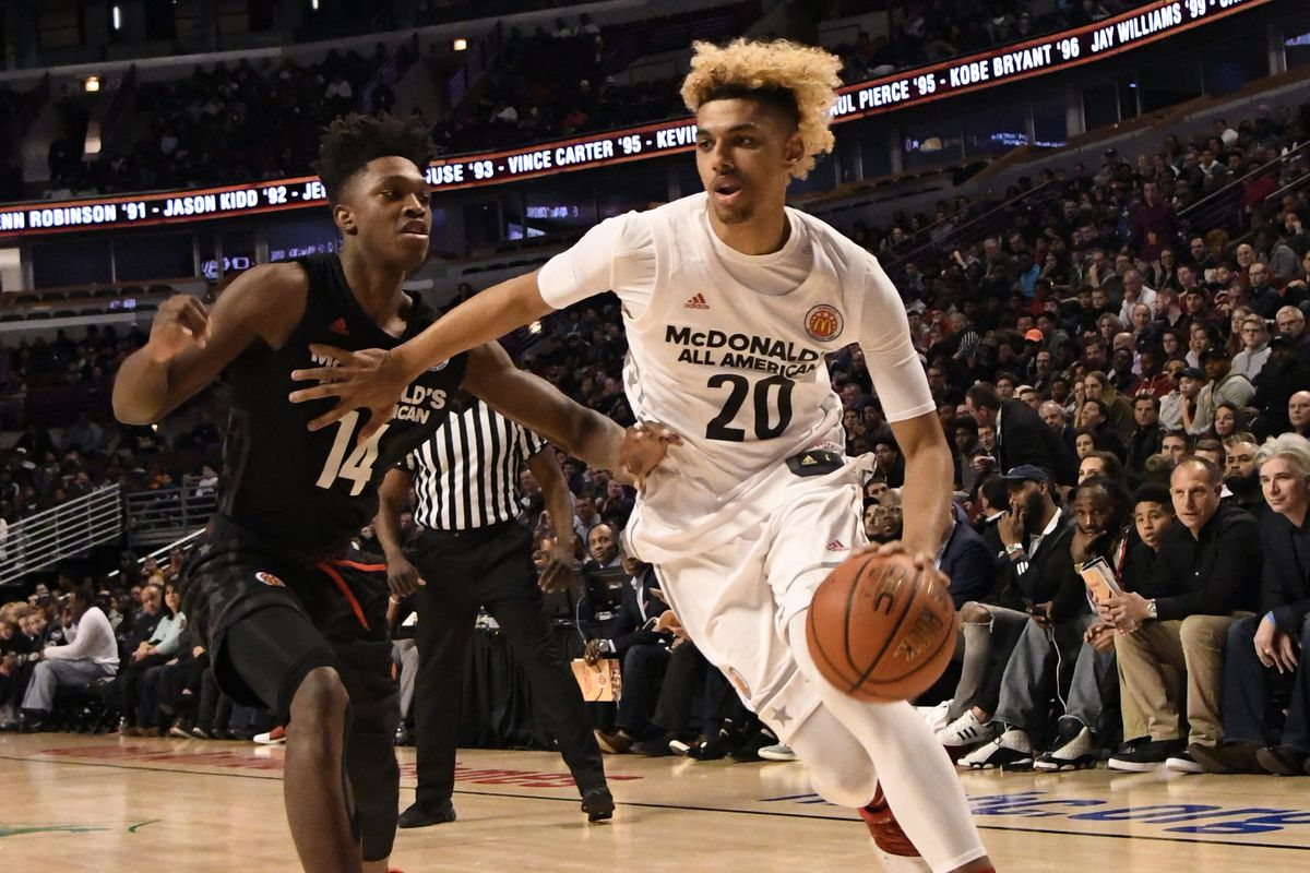 Lawyer: Louisville's Brian Bowen in the clear with Federal Bureau of Investigation  college hoops probe