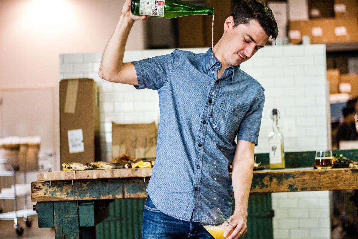ANXO Cidery Tim Prendergast