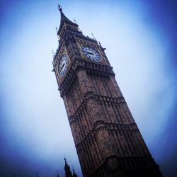 After a power nap upon landing, it's off to explore London. Obligatory shot of Big Ben from the back of a black cab.