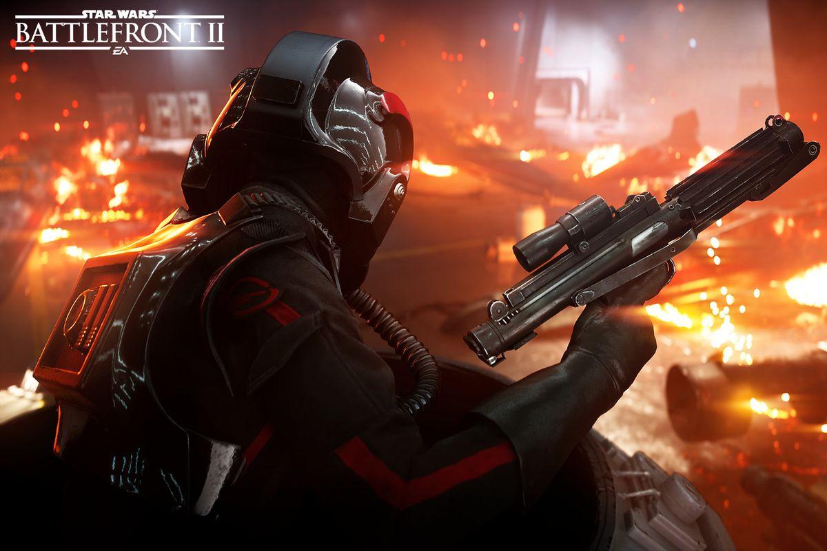 EA's Star Wars Battlefront II backtrack shows the