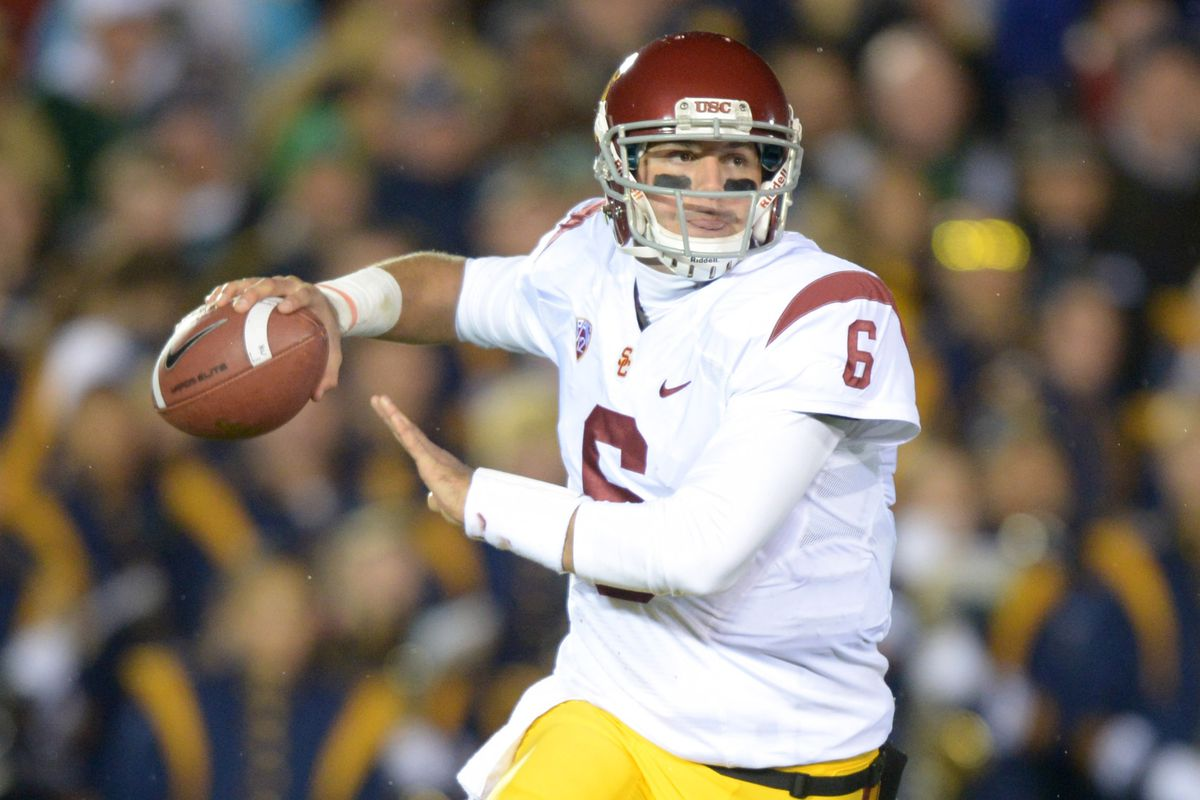 QB Cody Kessler leads the Trojans into Corvallis to take on the Beavers
