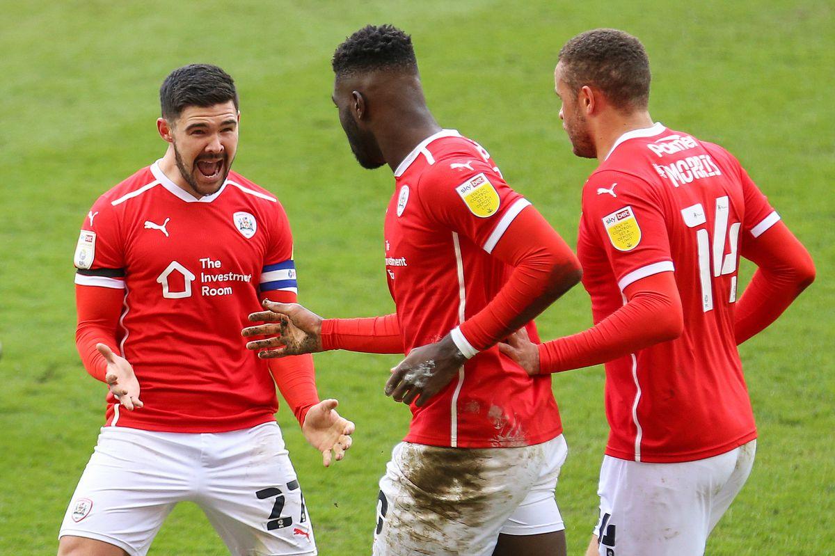 Barnsley v Middlesbrough - Sky Bet Championship - Oakwell