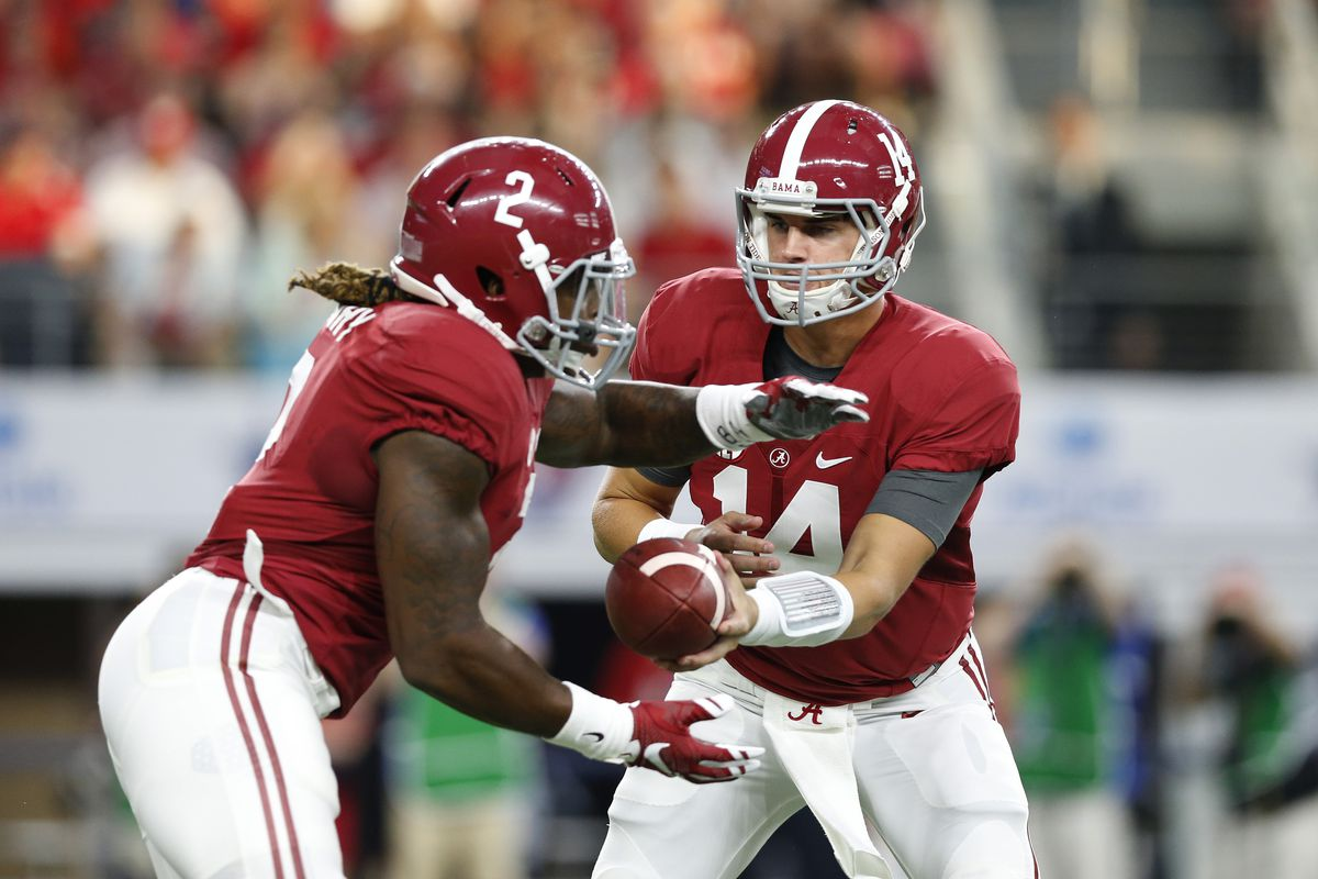 Expect to see a lot of this versus the Middle Tennessee State defense