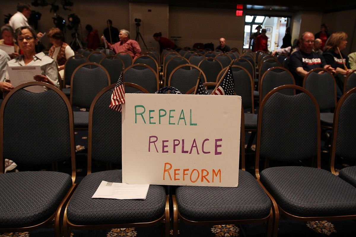 repeal replace