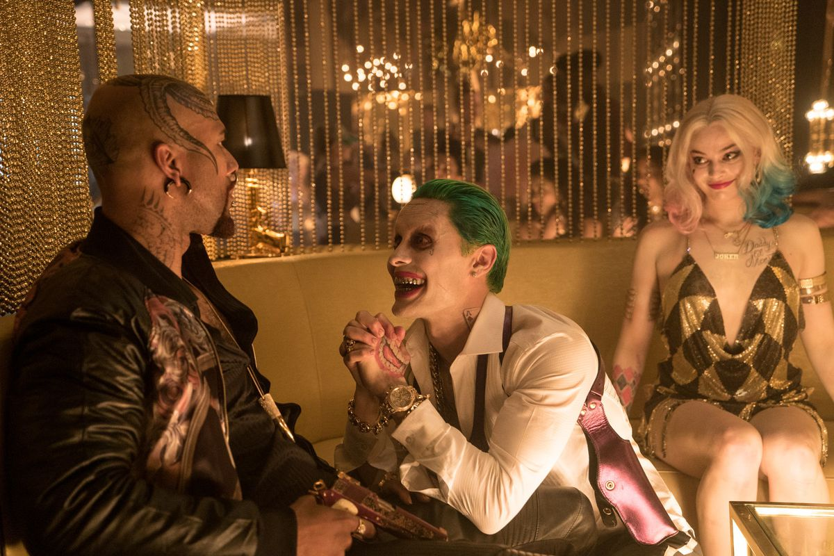 e21749aedbe2 Suicide Squad director acknowledges Joker should have been the main villain  ... again