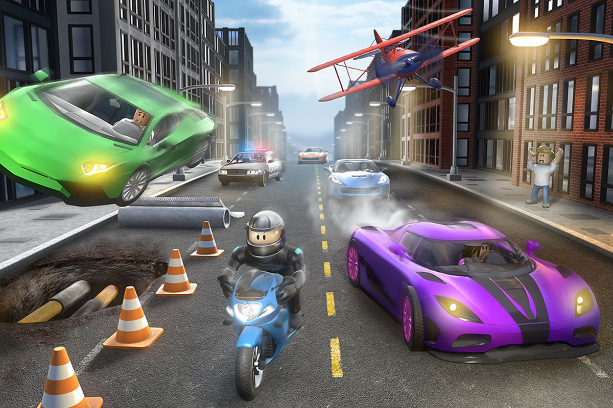 Roblox vehicle simulator