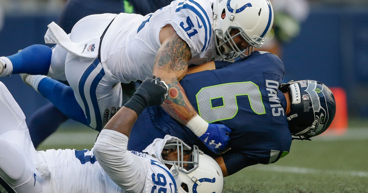 Colts News: Prototypical or not, defensive end John Simon gets it done