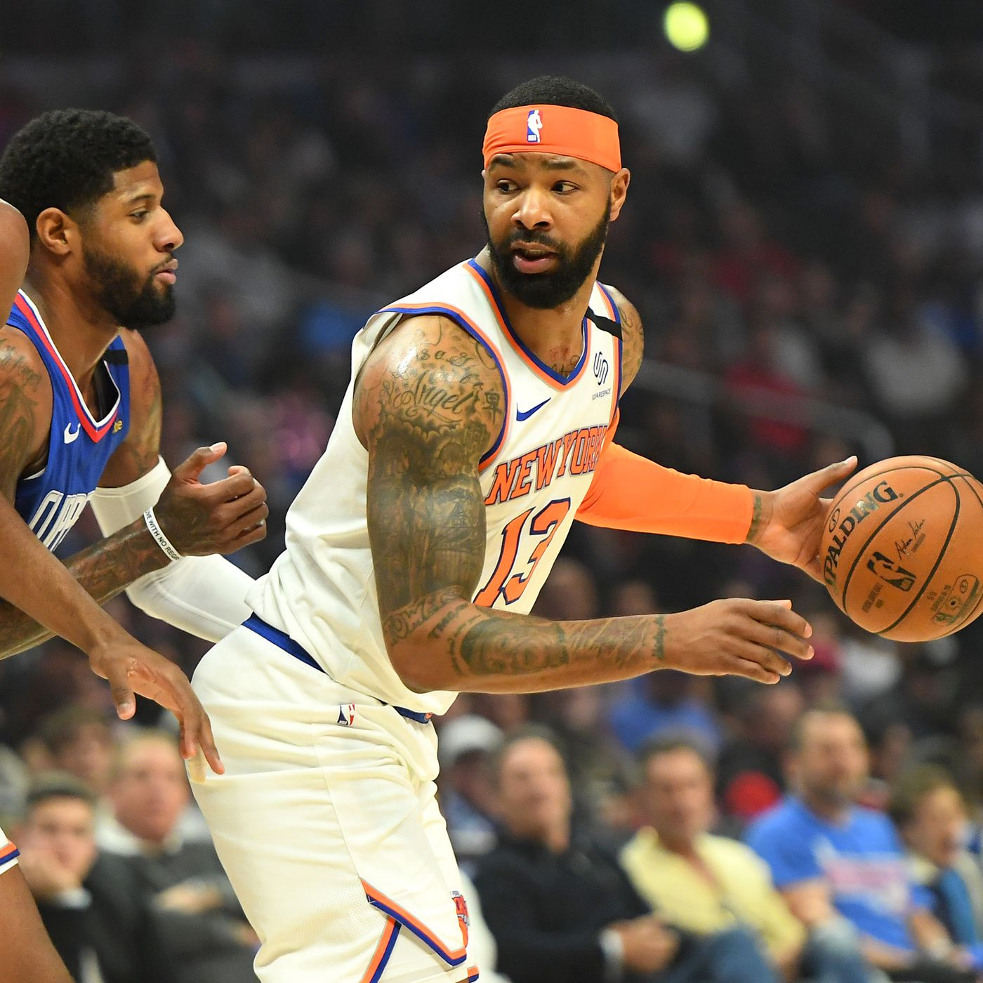 Marcus Morris Injury Updates Knicks Pf Remains Out Tuesday Vs Bucks Draftkings Nation