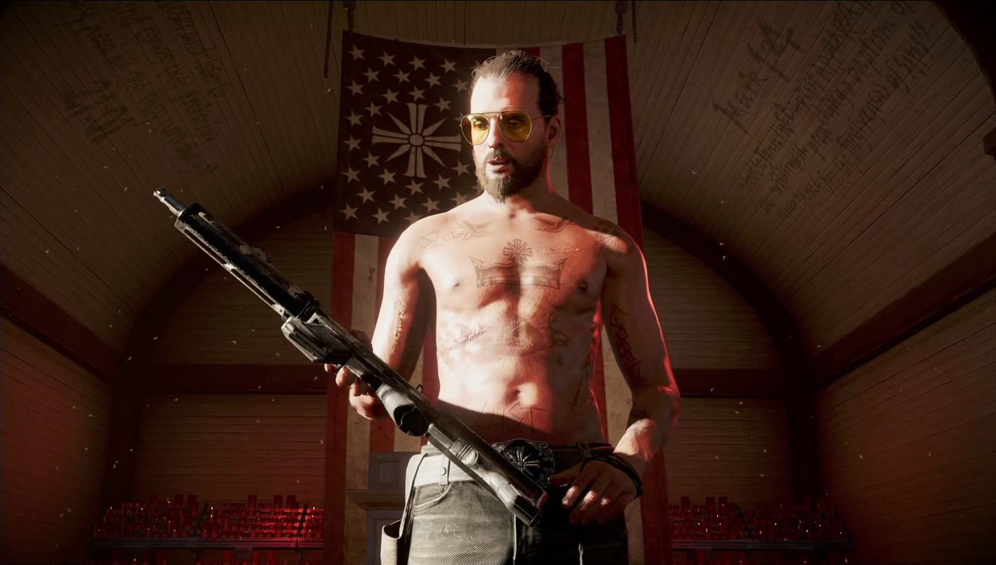 Far Cry won't work unless you fight your neighbors, not a villain