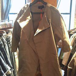 Cocoon jacket in Stonehenge, $125