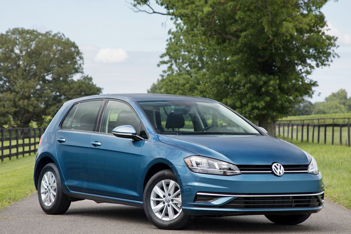 Ever Since It First Arrived On Our Ss 41 Years Ago The Volkswagen Golf Has Emerged As One Of More Likable And Por Cars In Compact Segment