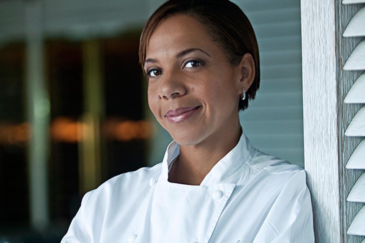 Chef Nina Compton