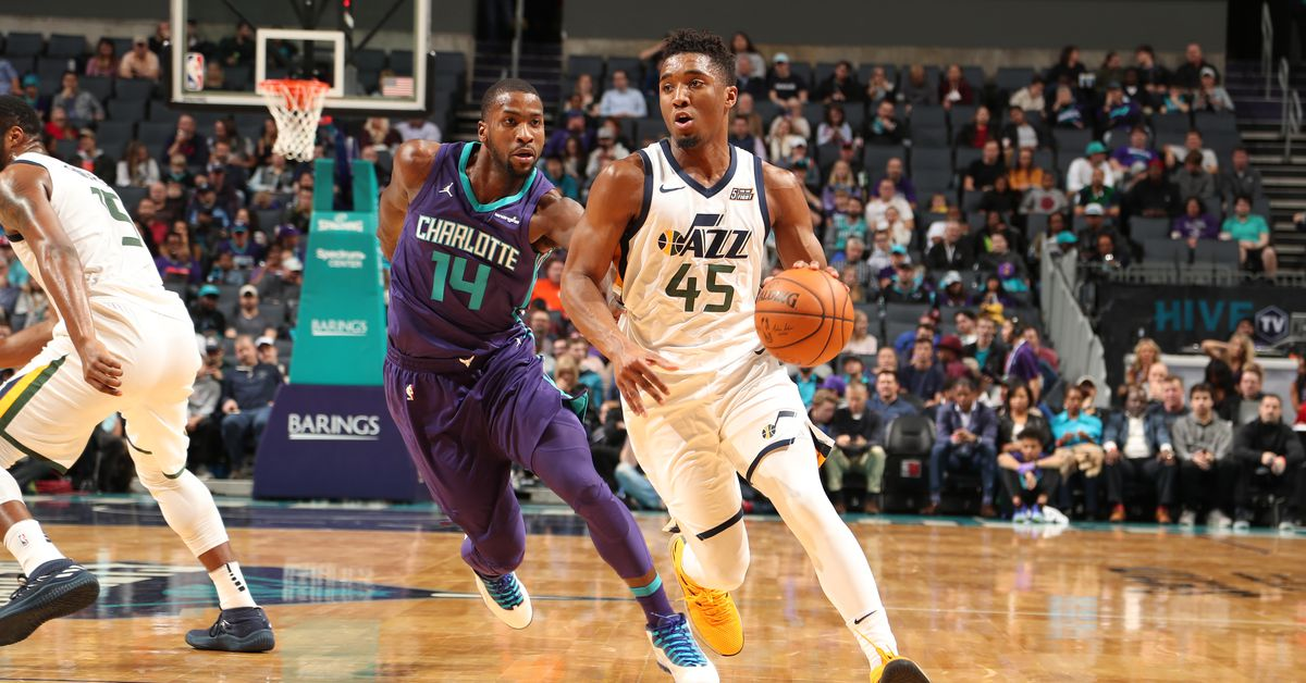 Donovan Mitchell is the Rookie of the Year - SLC Dunk