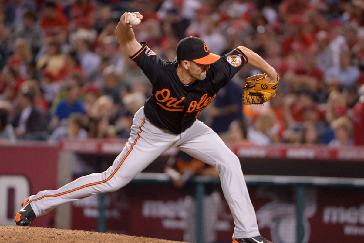 Darren O'Day will be around for a while.