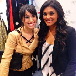 """Khic_etiquette with Rachel Roy, photo via <a href=""""http://instagram.com/khic_etiquette"""">@khic_etiquette</a>"""