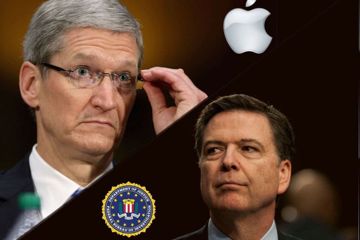 These Are Apple's Allies Against the FBI (Updated)
