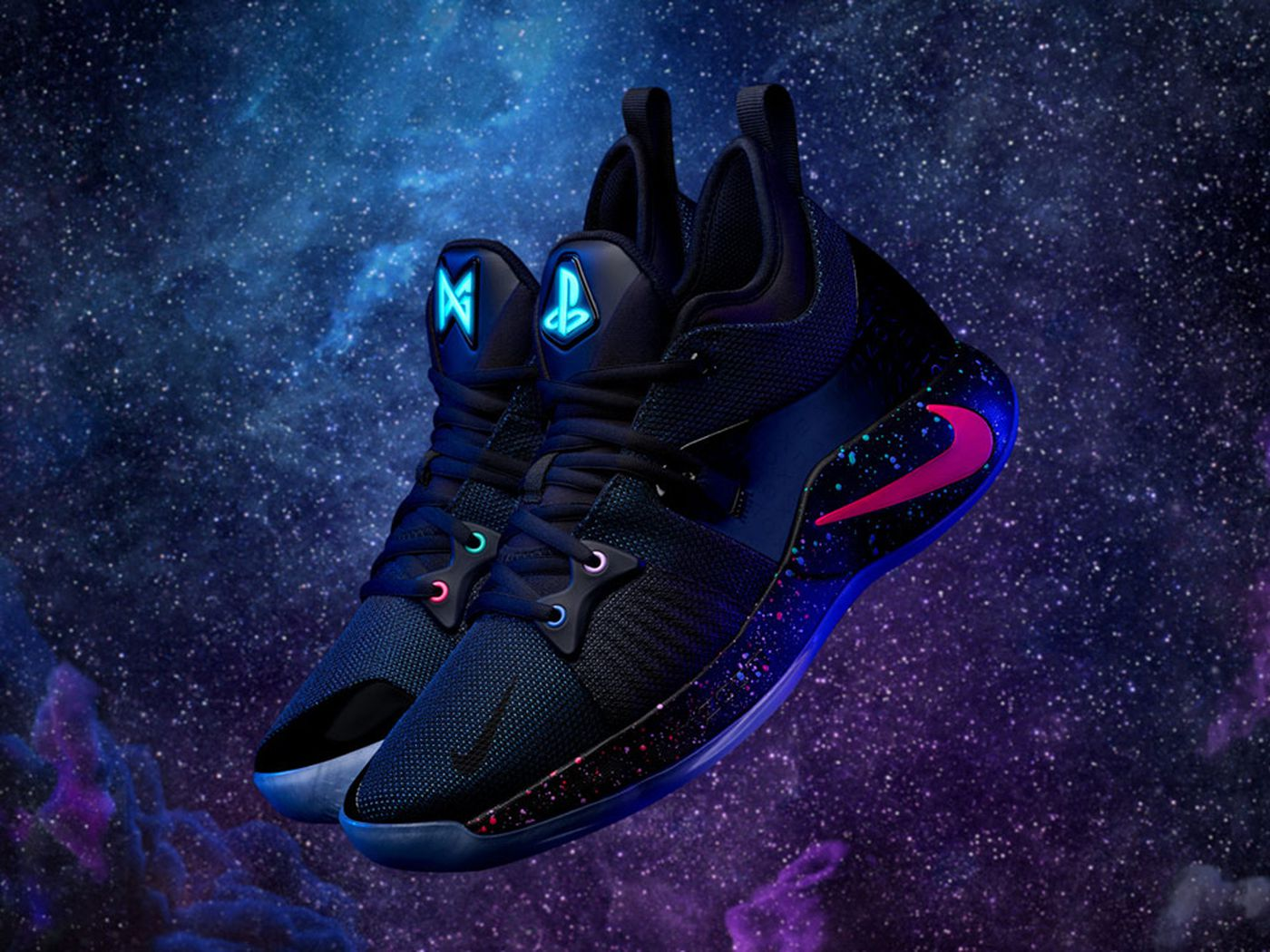 ea39a10b76d Nike and PlayStation unite on these limited edition sneakers - The Verge