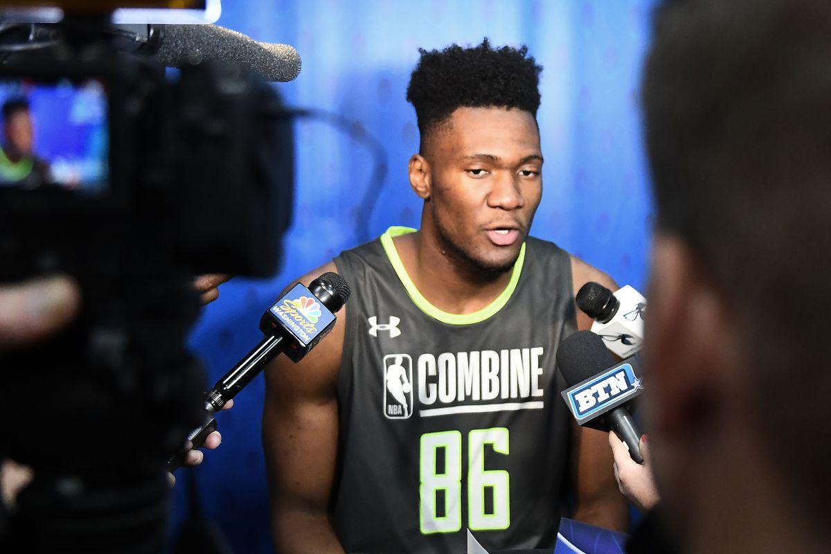 2019 NBA Draft Combine - Day 1