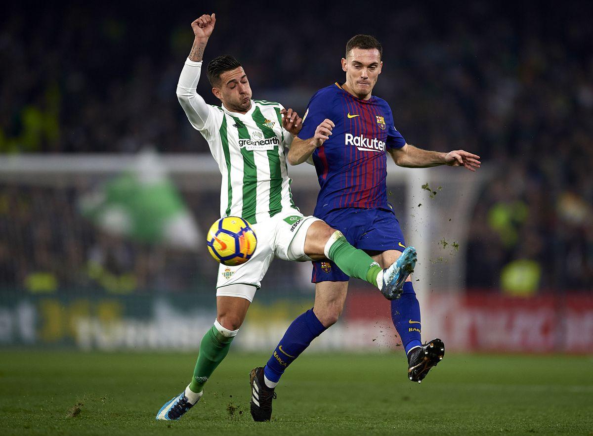 Real Betis v Barcelona - La Liga