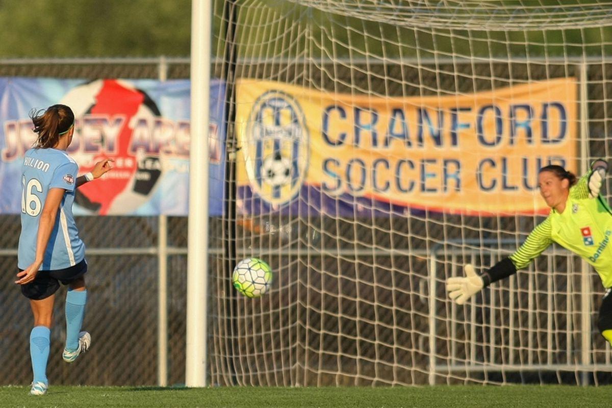 Sarah Killion's equalizing goal against FC Kansas City