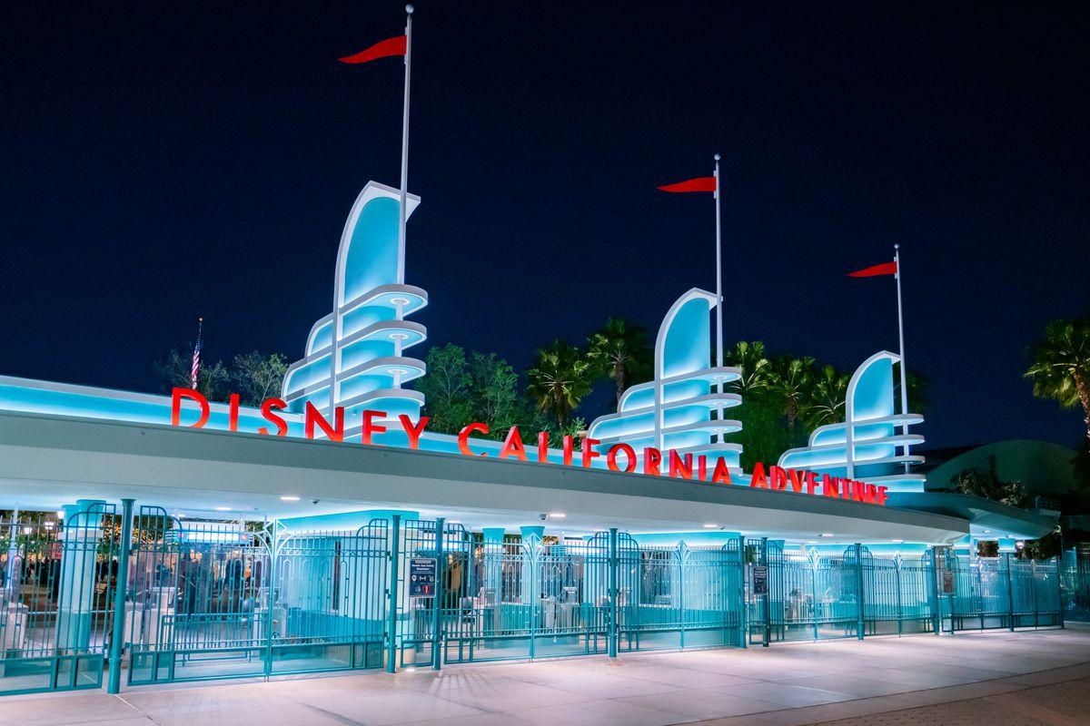 Anaheim Exteriors And Landmarks - 2021