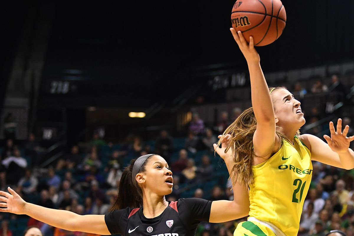 NCAA Womens Basketball: Pac-12 Conference Tournament Stanford vs Oregon