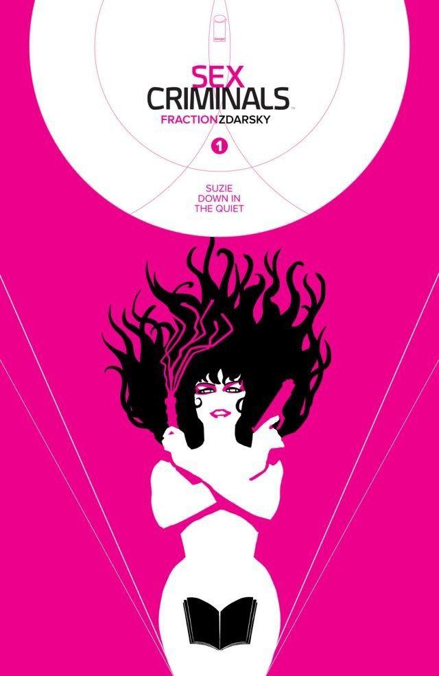 Sex Criminals #1, Image Comics.