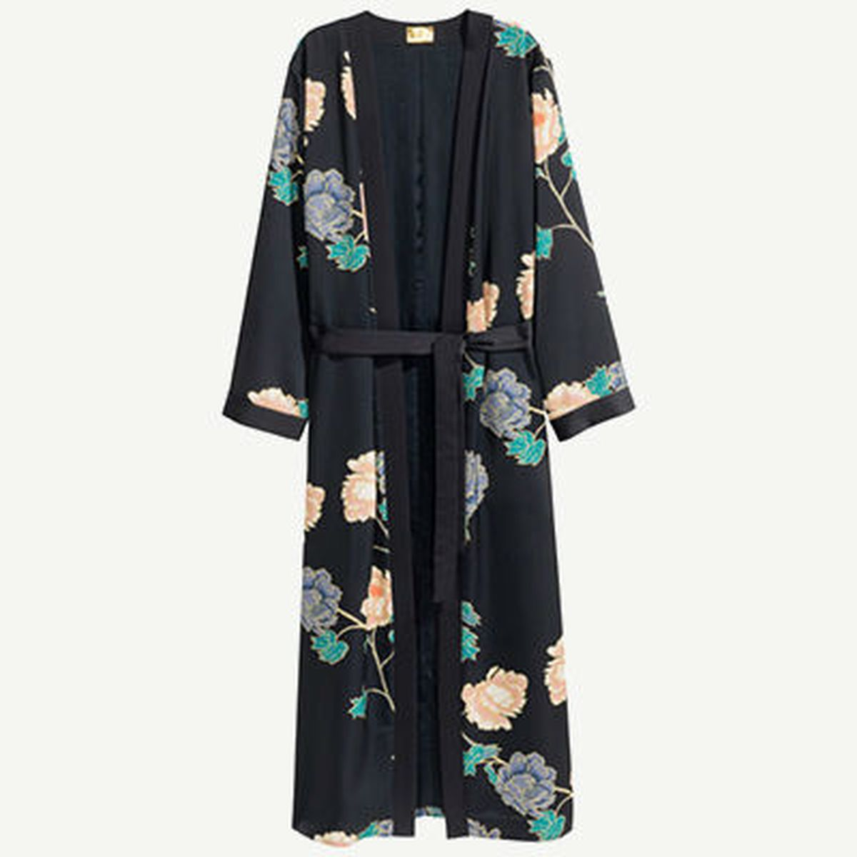 Silk Robes Actually Make Great Light Coats - Racked