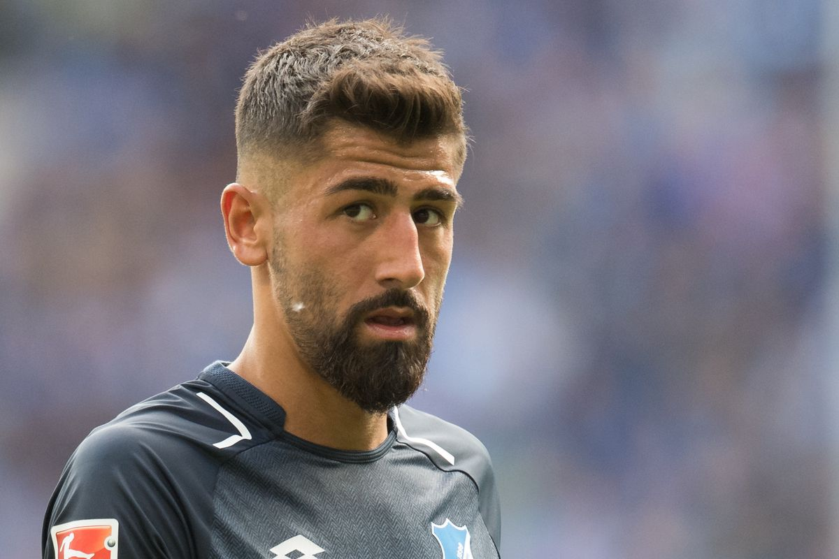 Liverpool and Arsenal Reportedly Targeting Hoffenheim Midfielder Kerem Demirbay