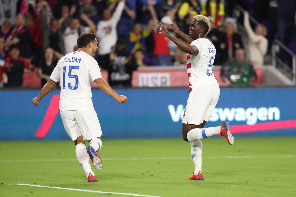 USA v  Chile live stream: Time, TV  schedule, lineups