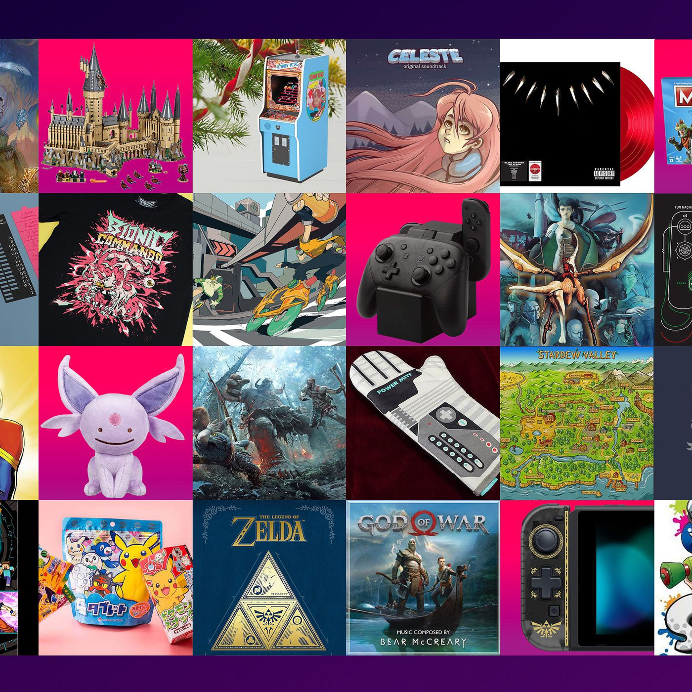 Polygon's holiday gift guide: best toys, games, books, and