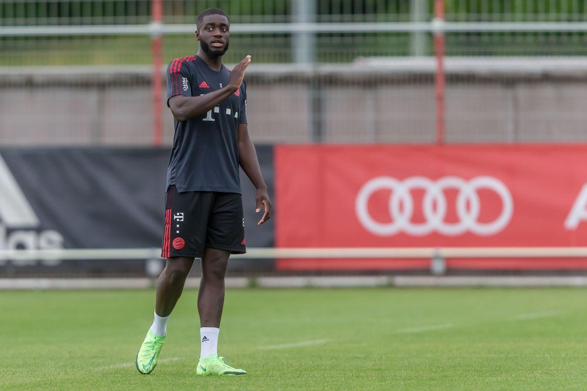 Training Kick Off Bayern Muenchen