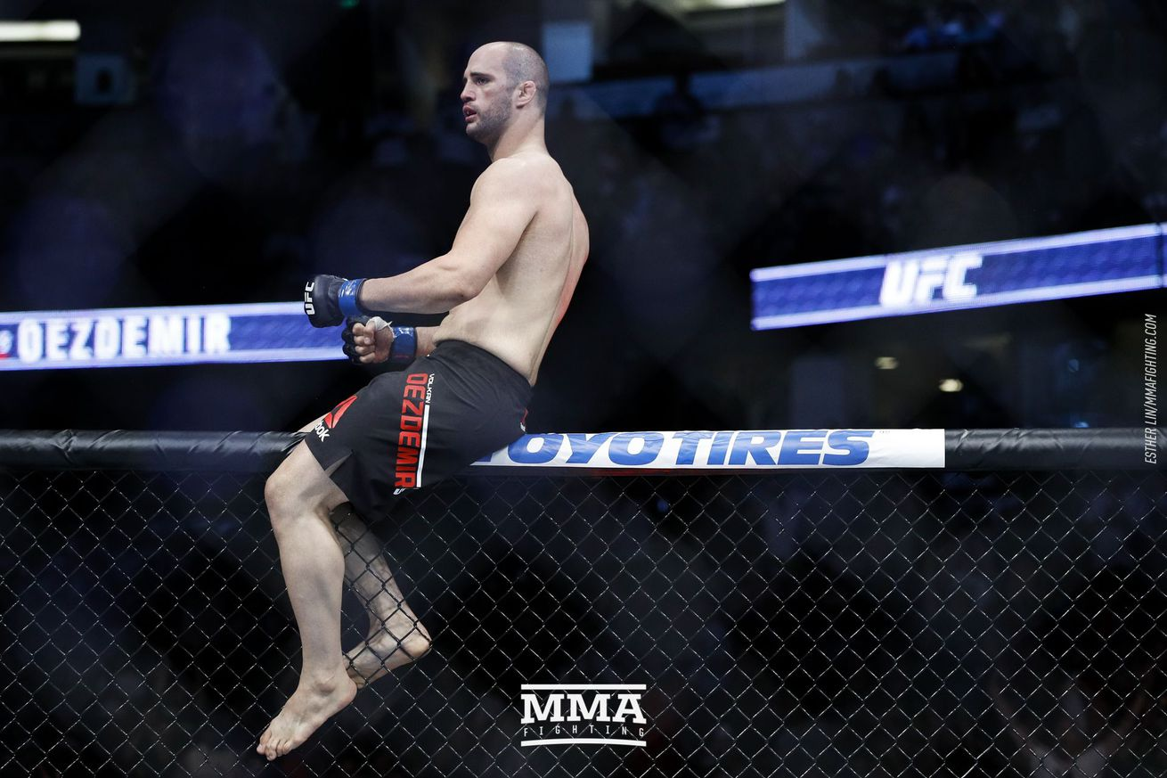 Volkan Oezdemir not 'impressed' with Jon Jones' UFC 214 victory over Daniel Cormier
