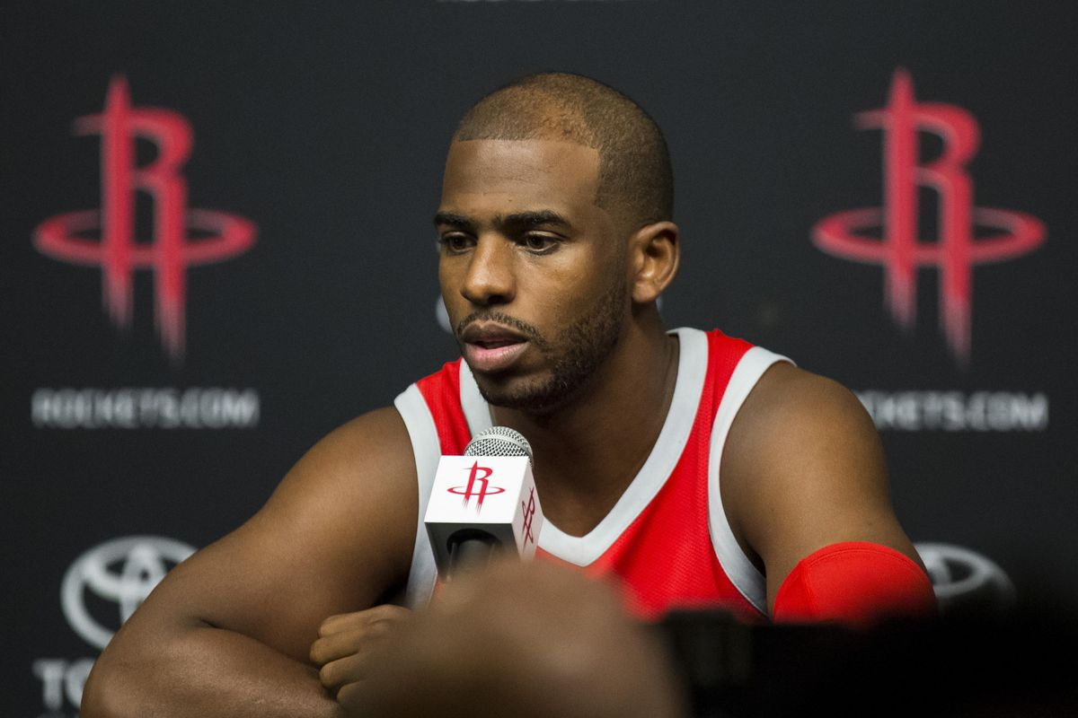 Chris Paul interview highlights from ...
