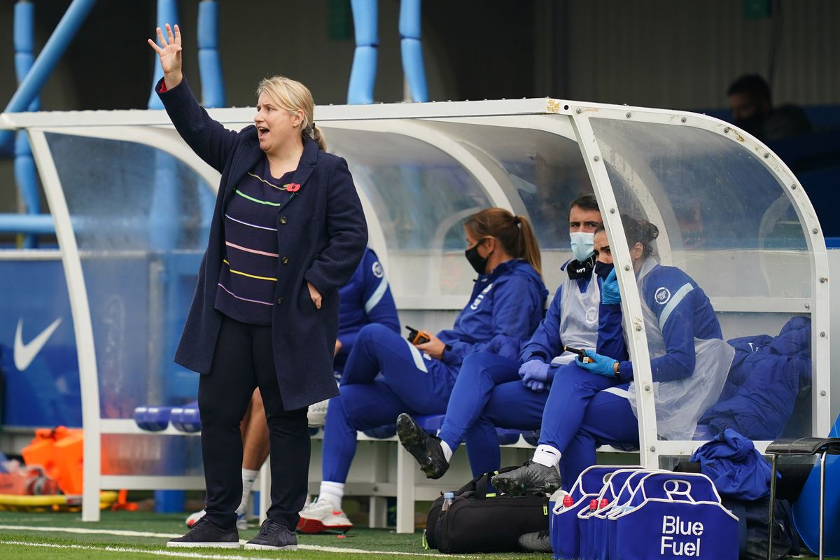 Chelsea v Everton - FA Women's Super League - Kingsmeadow