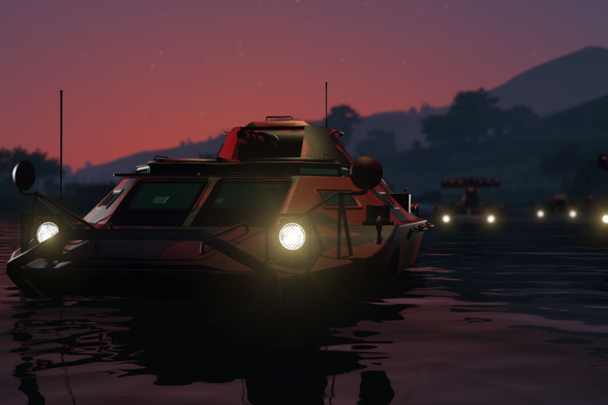 First Details and Screens for GTA Online