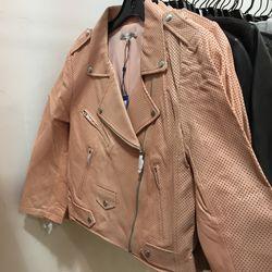 moto jacket $200