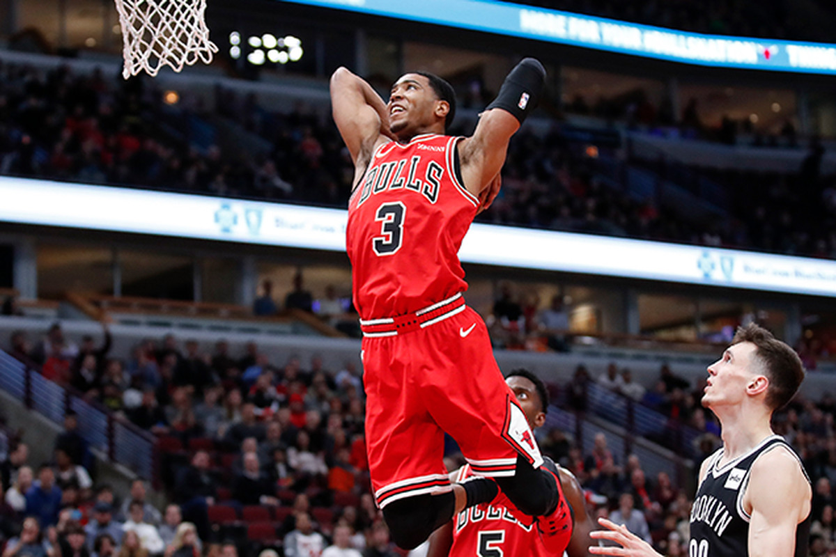 Shaq is back: Bulls sign guard Shaquille Harrison to one-year deal -  Chicago Sun-Times