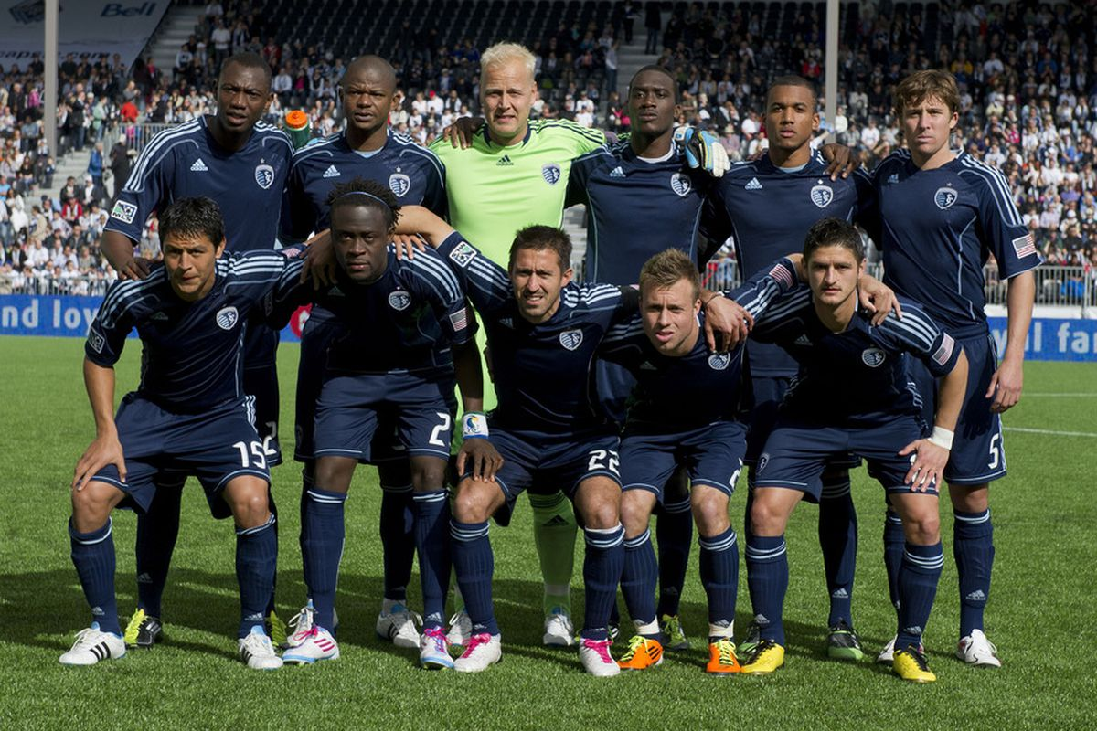 Let's get that guy, that guy and that guy out of the <strong>Sporting KC </strong>starting lineup, please.