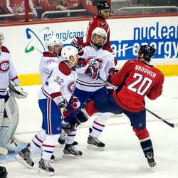Brouwer Against the Canadiens