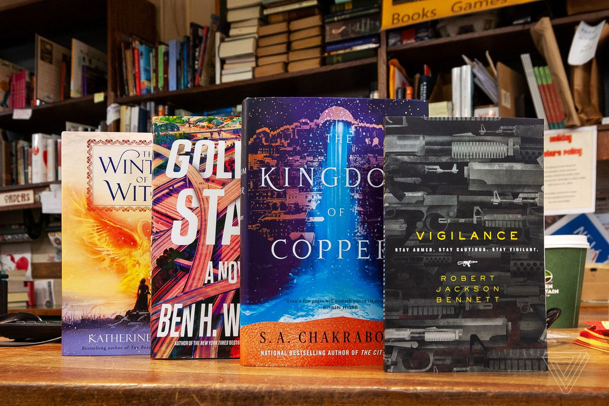 10 new science fiction and fantasy books to check out in